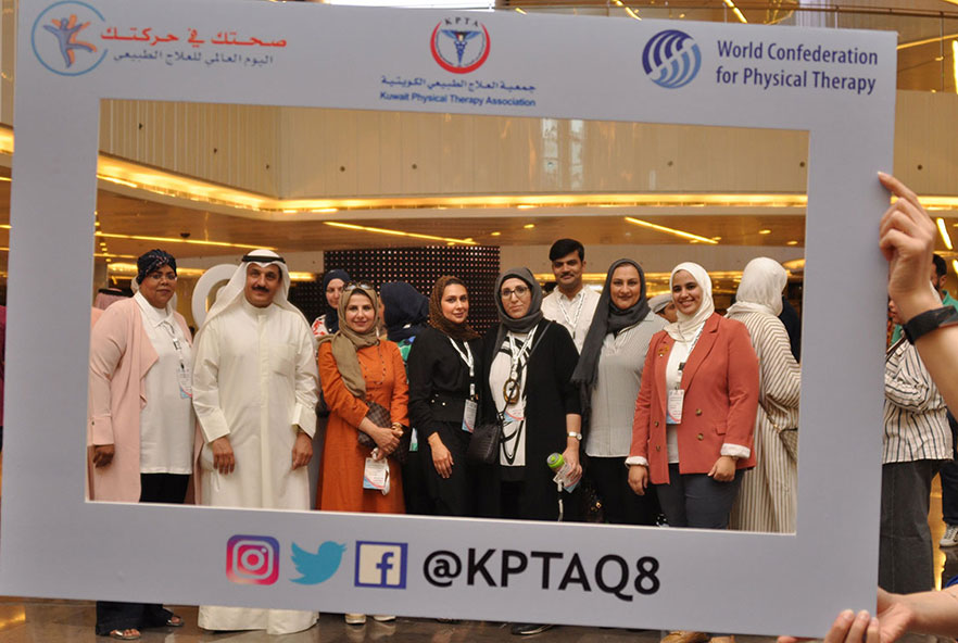 Día Mundial del PT 2019 en Kuwait