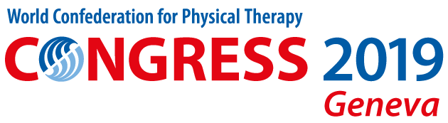 WCPT Congress 2019 logo