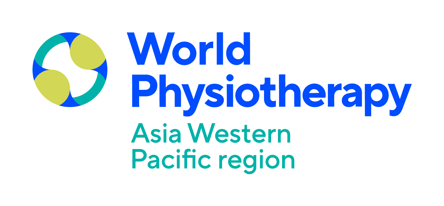 World Physiotherapy Asia Western Pacific Region logo