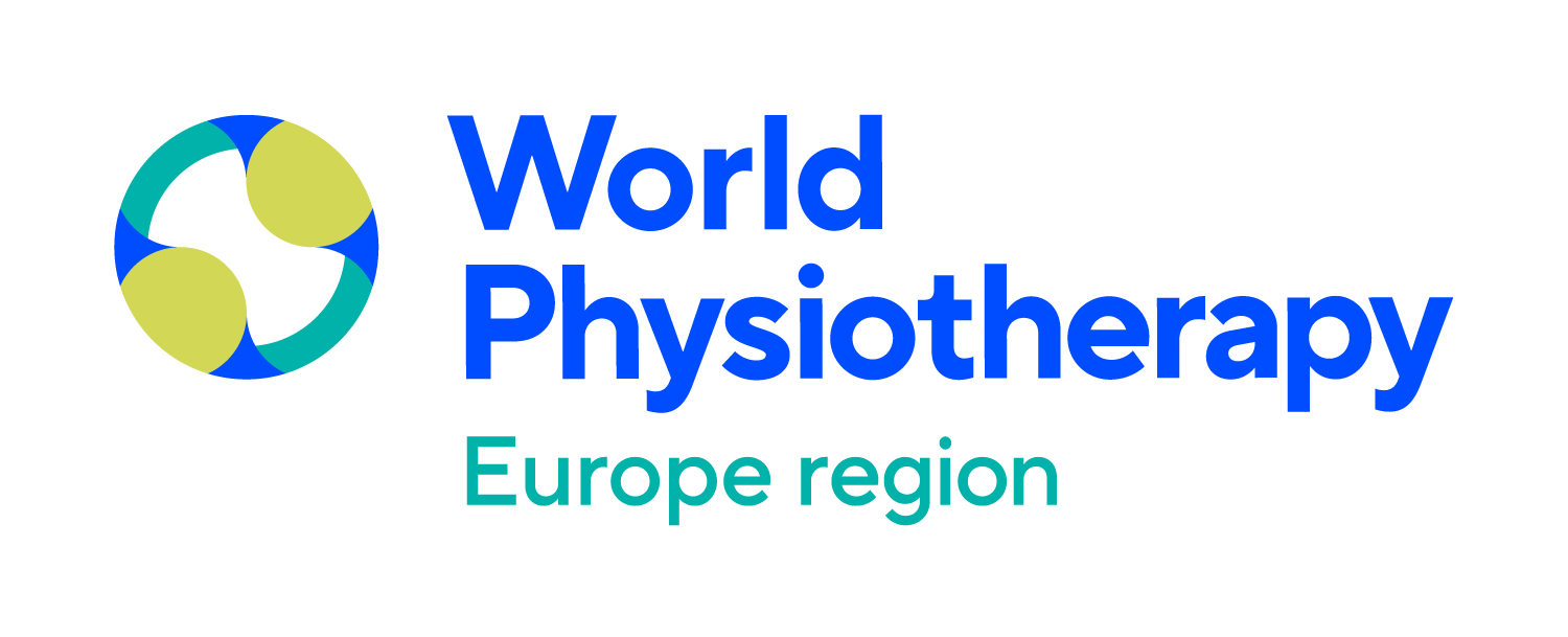 World Physiotherapy Europe Region logo