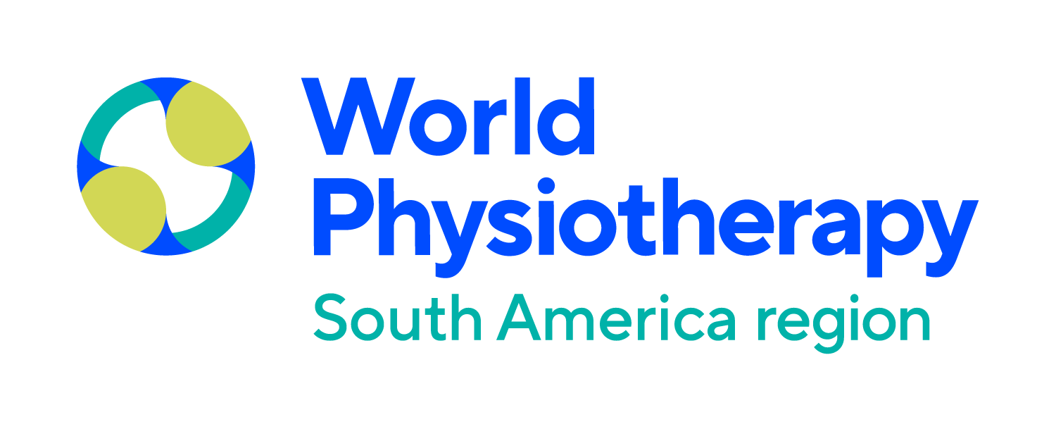 World Physiotherapy South America Region logo