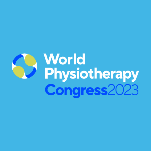 Logo Kongres Fisioterapi Dunia 2023