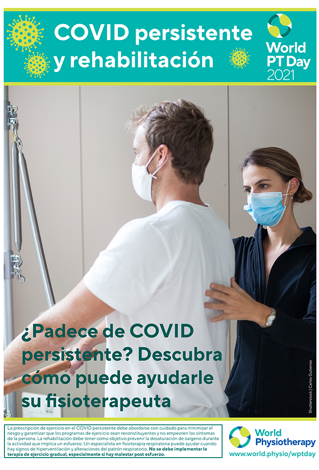 Image for World PT Day 2021 poster 3 1 in Spanish