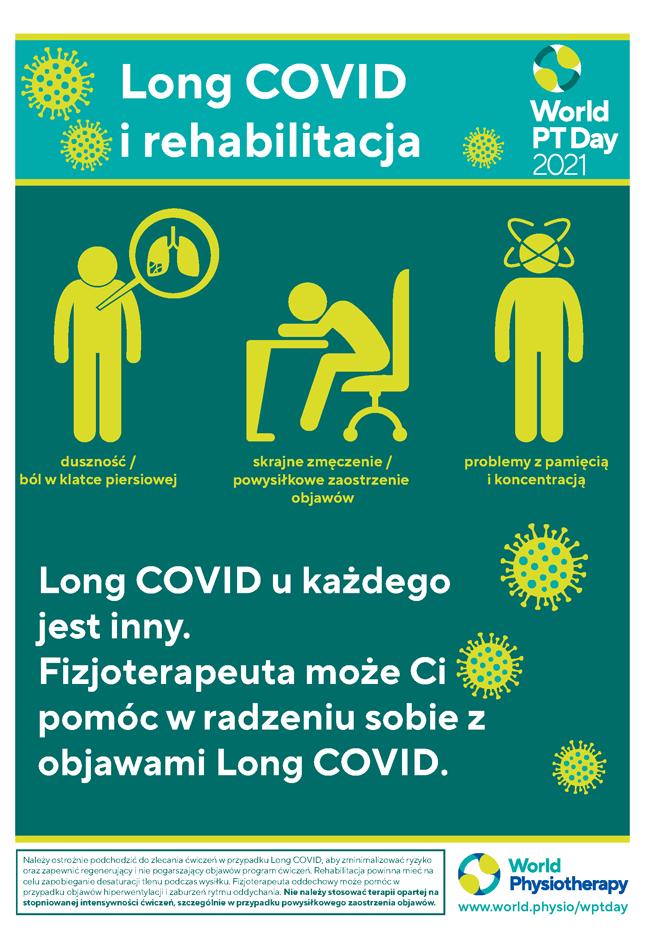 Obraz na Światowy Dzień PT 2021 Plakat 1 w języku polskim