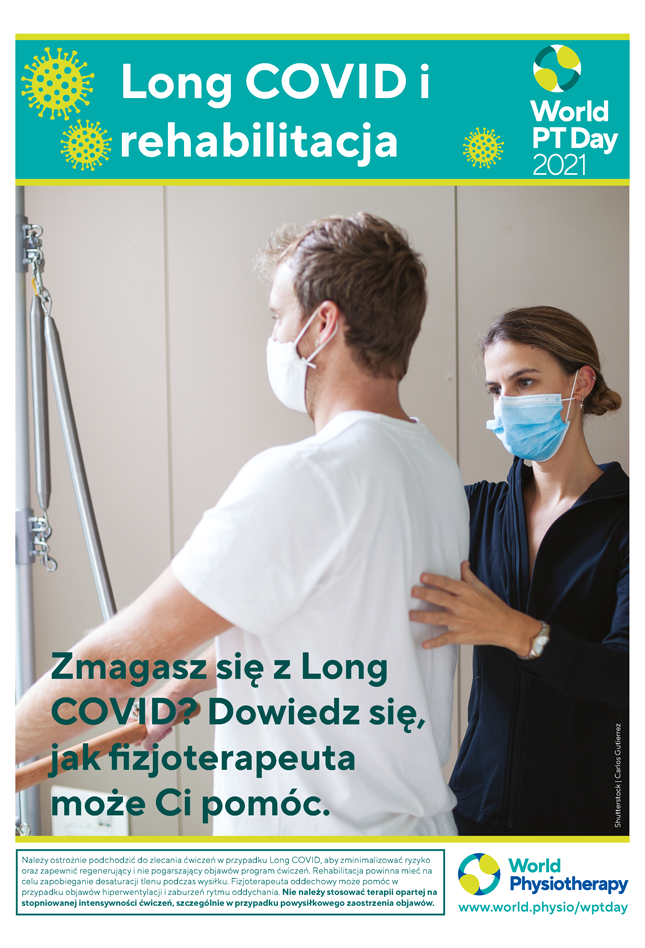 Obraz na Światowy Dzień PT 2021 Plakat 3 w języku polskim