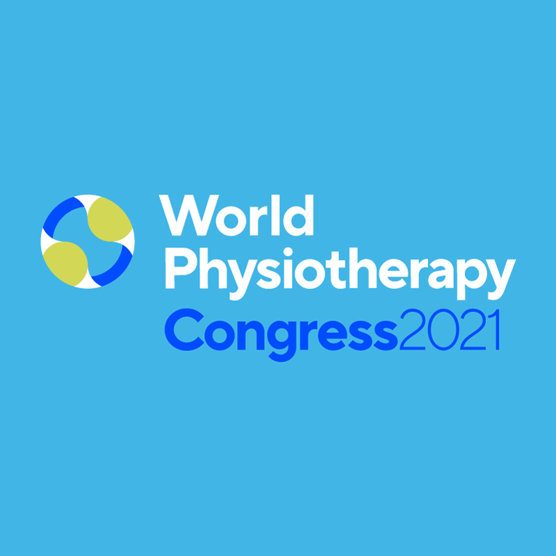 World Physiotherapy Congress 2021 logo