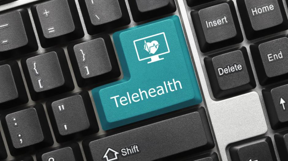 Telehealth on a keyboard