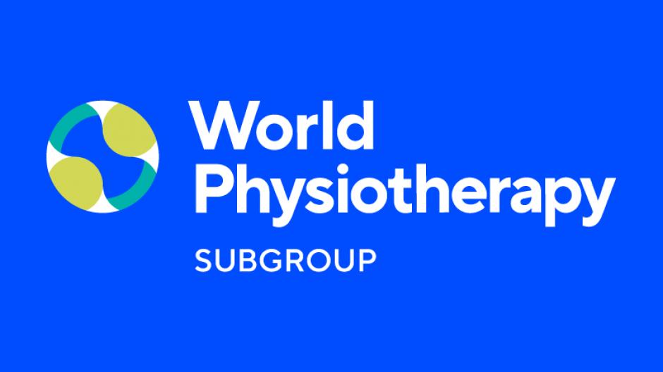 Logo subkelompok Fisioterapi Dunia