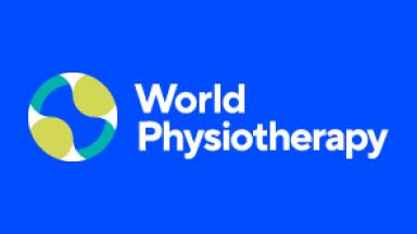 Logotipo mundial de fisioterapia