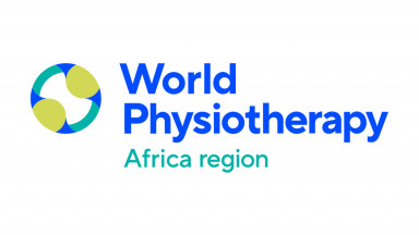 World Physiotherapy Africa region logo