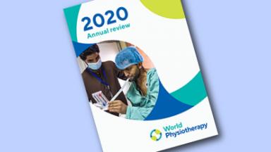 Portada de la revisión anual 2020