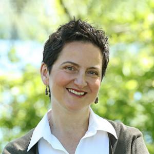 Foto da cabeça de Djenana Jalovcic