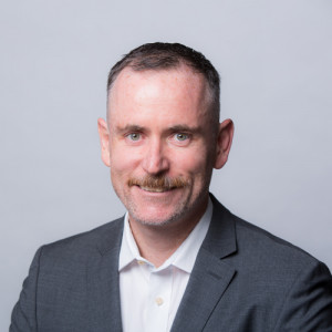 Headshot of Jonathon Kruger, CEO