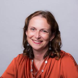 Foto de Tracy Bury, vice-CEO