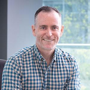 Foto de Jonathon Kruger, CEO